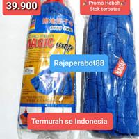 Refill Pel Nagata Microfiber 5830 kain lap biru alat pelan