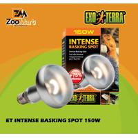 Exoterra Intense Basking Spot 150w / Exo Terra Lampu UVA Reptil