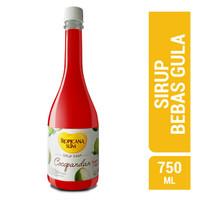 Tropicana Slim Sirup Bebas Gula Rasa Cocopandan 750ml