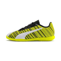 Sepatu futsal puma anak PUMA ONE 5.4 IT JR GREEN/WHITE - 105664 04