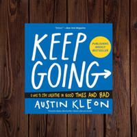 Keep Going (Austin Kleon)