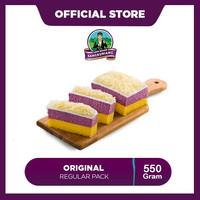 Lapis Bogor Sangkuriang Original - Reguler Pack (550gr)