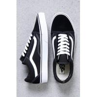 Sepatu Vans Original | Vans Oldskool Black White