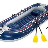 Perahu Karet Banjir,Dilaut, Mancing muat 4 orang panjang 3meter
