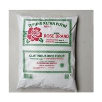 Tepung Ketan Putih Rose Brand / Tepung Ketan Putih 500gram