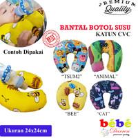 BANTAL PENYANGGA DOT BAYI Baby Bottle Holder BANTAL botol BANTAL SUSU