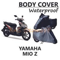 Body Cover Motor MIO Z Waterproof Sarung Motor Yamaha Matic Anti Hujan