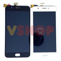 Lcd Touchscreen Oppo F1S Black/White