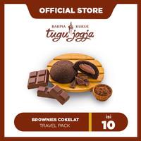 Bakpia Kukus Tugu Jogja : Brownies Cokelat