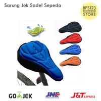 Sarung Sadel Jok Sepeda Empuk 2516
