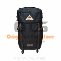 Tas Ransel Eiger 910004619 Wayfarer Pack 25L Laptop Backpack - Navy