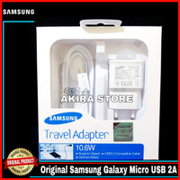 Charger Samsung Galaxy A6 A6 Plus 2018 Original 100% Micro USB
