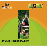 Exoterra Lamp Holder Bracket / Exo Terra Fitting Lampu Reptil