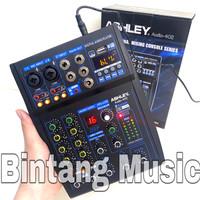 Mixer Ashley audio 402 original ashley audio 402