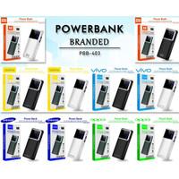 Power Bank XIAOMI OPPO SAMSUNG VIVO REALME PBB-403/PBB-404 20000mAh 2 - OPPO