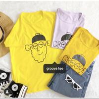BM - Kaos Groove Santa Baju Wanita Best Seller Shirt SDB