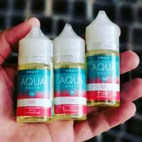 Vape Liquid EJM Aqua Pure Salt Nic 35MG 30ML by EJM