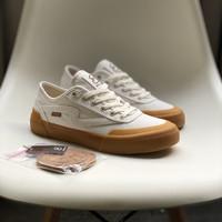 Sepatu Patrobas Equip Low White Gum Original Made In Indonesia - 38