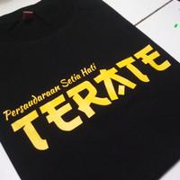 Kaos PSHT / Persaudaraan Setia Hati Terate / Tshiry Baju Kaos Pria