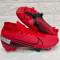 Sepatu Bola Nike Mercurial Superfly7 Elite Red Fg