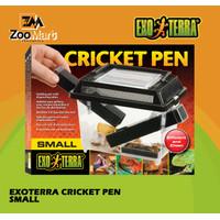 Exoterra Cricket Pen Small / Exo Terra / Kandang Jangkrik / Gut Load