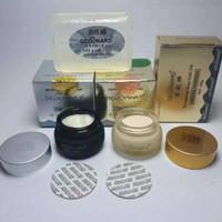 PAKET CREAM DEONARD GOLD/SILVER + SABUN WHITENING GOLD