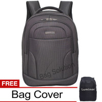 Luminox Tas Ransel Laptop Backpack built in USB Charger GGBF - BagCove