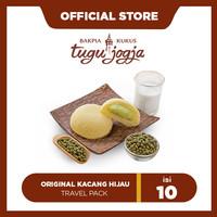 Bakpia Kukus Tugu Jogja : Original Kacang Hijau