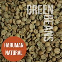 Kopi Green Bean Arabika Haruman Natural - Jawa Barat