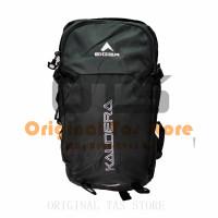Tas Ransel Eiger 910004963 X-Kaldera 35L Backpack Black + Cover Bag