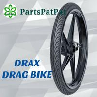 BAN FDR DRAX DRAK DRAG BIKE RING 17 5090 50/90-17 50/90R17 TUBETYPE