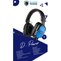 Headset Gaming Sades D-Power