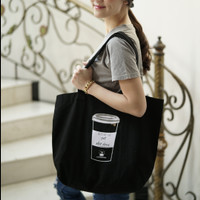 Tote bag Tas Kanvas Coffeehood Limited Edition Large / Besar