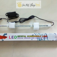 LAMPU LED COSMO CST 52. 4 WARNA AROWARNA ARWANA SPECIAL DRAGON FISH