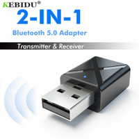 2 in 1 USB Dongle HiFi Audio Bluetooth Transmitter & Receiver - KN320