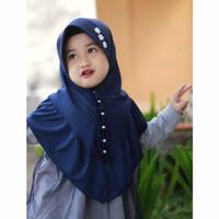 [SALE] Jilbab Anak Keriwil Mutiara