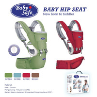 Baby Safe Hip Seat Carrier Gendongan Bayi BC06 NewBorn Multifunction