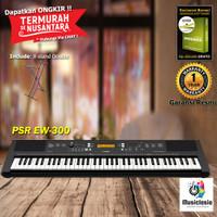 Keyboard Yamaha PSR EW300 / EW-300 / PSR-EW300 / EW 300 Garansi Resmi