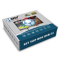 SET TOP BOX STB RECEIVER 1080P DVB-T2 ANTENA TV DIGITAL SATELIT