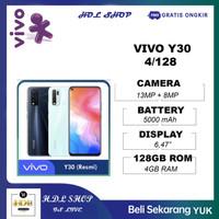 VIVO Y30 4-128 4GB RAM 128GB ROM GARANSI RESMI
