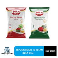 Tepung Beras / Ketan Bola Deli 500 gram