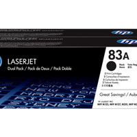 Toner hp laserjet 83a original