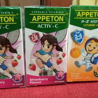 appeton activ A-Z kids