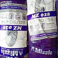 Ban Mizzle MZ-028 60/90-14 TubeType ban luar motor