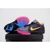 Sepatu Basket Nike Kobe Protro 4 - Black Pink