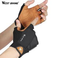 sarung tangan sepeda Hand gloves | West Biking