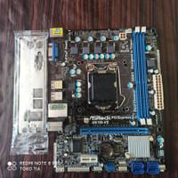 Asrock H61M-VS soket 1155 Support i7 3770