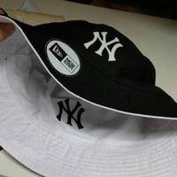 NY BUCKET HAT REVERSIBLE (bolak-balik)