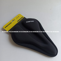 Saddle Cover United Comfort Gel Tech Cover Sadel Sarung Jok Sepeda