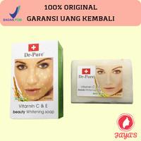 Dr Pure Rice Milk Soap Sabun Beras Original BPOM